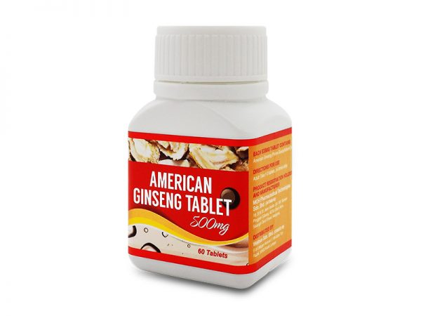 American Ginseng Tablet